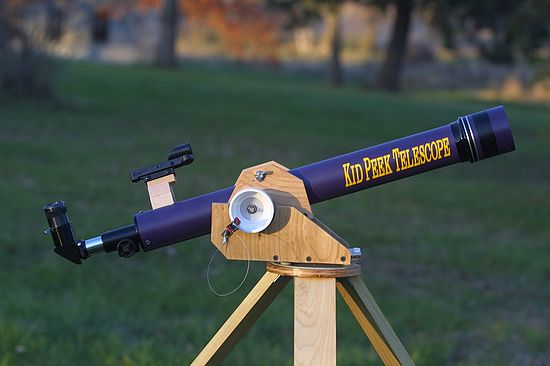Astronomy home projects